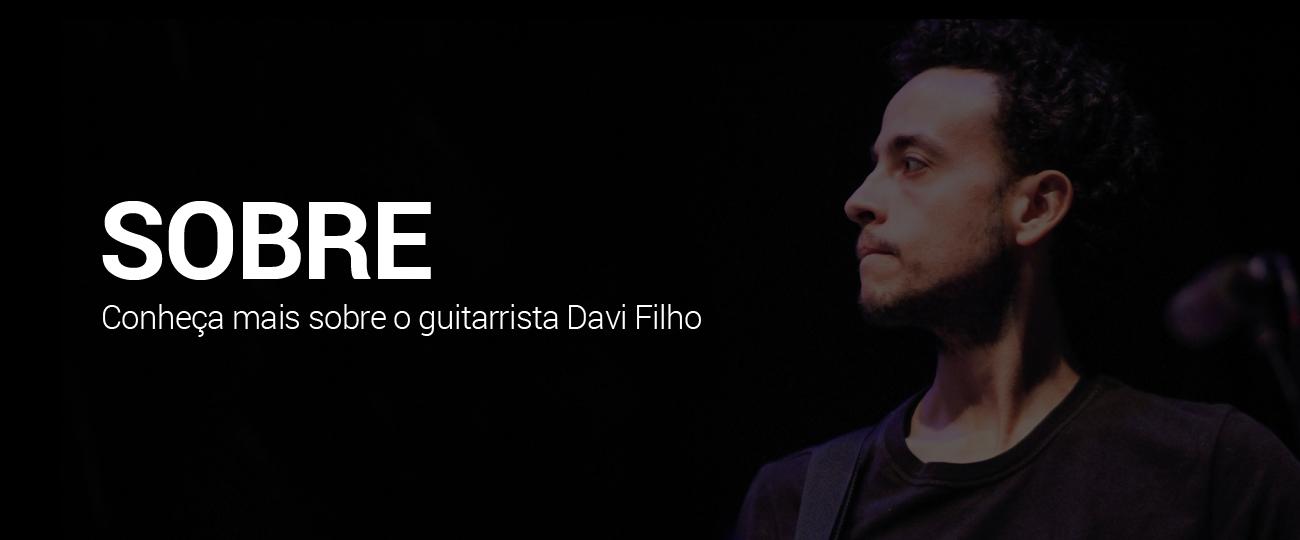 Davi Filho guitarrista